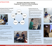 Emergency Simulation Training: Preparing our nurses for a clinical emergency