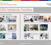 CCRC Metabolic Facilities