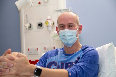 Julian Hough - patient